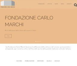 Fondazione Carlo Marchi