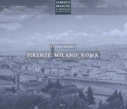 Law firm Alberto Bianchi