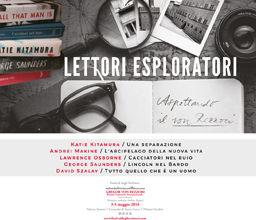 Premio Gregor von Rezzori – Lettori Esploratori