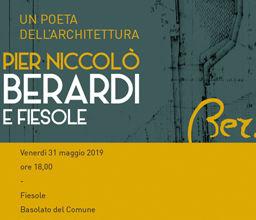 Pier Niccolò Berardi e Fiesole