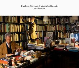 Studio Calderai, Mazzoni, H.Ricasoli